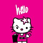 Hello Kitty: KITTY by AnthonyHarris