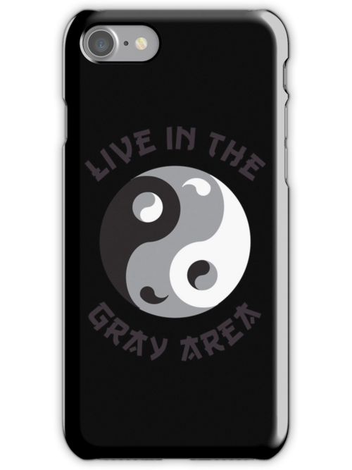 Live In The Gray Area by dreamgrounds