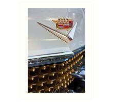 '58 Cadillac Art Print