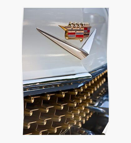 '58 Cadillac Poster