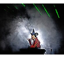 Fantasmic! Photographic Print