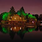Rivers of America, Disneyland by Jsprentallphoto