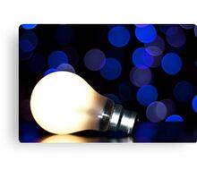 Bright Idea! Canvas Print