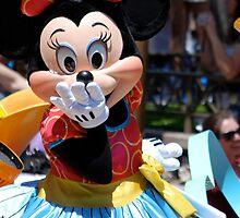 Soundsational Minnie Mouse by Jsprentallphoto