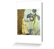 The Baroness Elizabeth Greeting Card