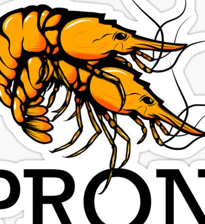 Pron Sticker