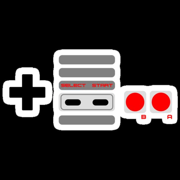 NES Controller by rikolasdf