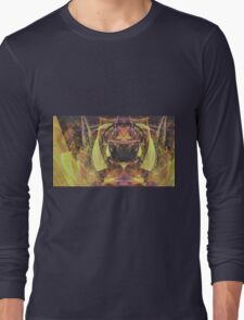 Through the Flame Long Sleeve T-Shirt