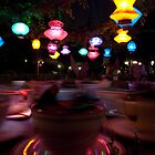 Disneyland Teacups by Jsprentallphoto