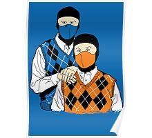 Kombat Brothers Poster