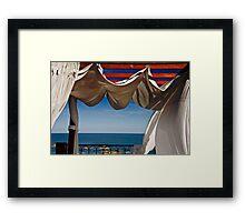 Breezes Of Cortez Framed Print