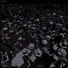 Cityscape by Dreamscenery