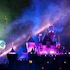 Disneyland Scream Fireworks by Jsprentallphoto