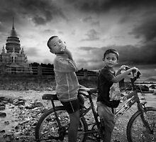 Big Trouble in Little Thailand by Ben Ryan