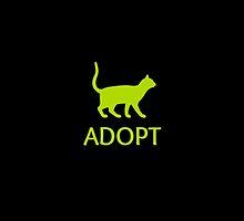 Adopt (Cat) by nyah14