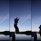 """The Sunset Jump"" by Aurora Vaz"
