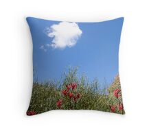 Try Colour  Throw Pillow