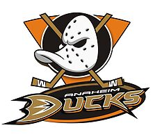Anaheim Mighty Ducks 2 by SallyDunfee