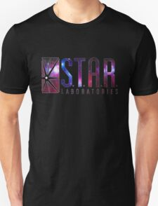 STAR Laboratories Nebula Galaxy T-Shirt