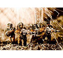 Modern Battle Field Photographic Print