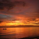 Philippine Sunset 2 by Natalie Broome
