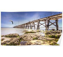 Moonta Bay Jetty Poster