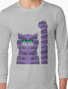 CARLOS THE CAT Long Sleeve T-Shirt
