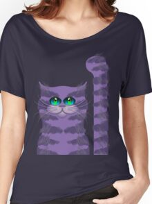 CARLOS THE CAT Women's Relaxed Fit T-Shirt