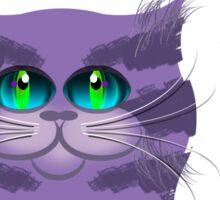 CARLOS THE CAT Sticker