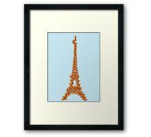 La Tour Des Croissants Framed Print