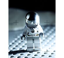 Moon Landing Photographic Print