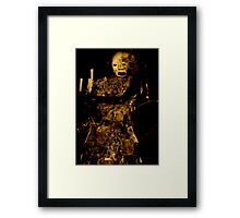 IN SEARCH OF LIGHT I Framed Print