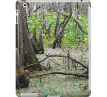 Swamp Floor iPad Case/Skin