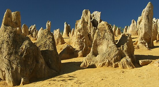 Nature's sculptures by LenitaB
