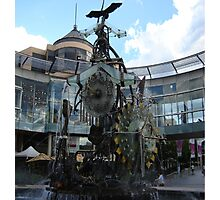 Hornsby Fountain Photographic Print