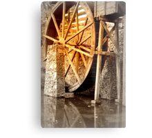olde mill Metal Print