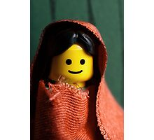 Afghan Girl Photographic Print