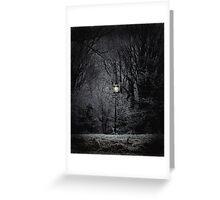 Reality of Narnia Greeting Card