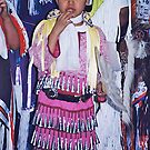 I'M SCARED DADDY ! FIRST NATIONS POW-WOW, EDMONTON, ALBERTA, CANADA by Adrian Paul