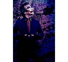 The Clown Prince Photographic Print