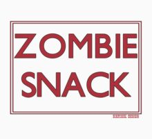 Zombie snack pack Kids Tee
