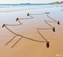 Beach Christmas by ken47