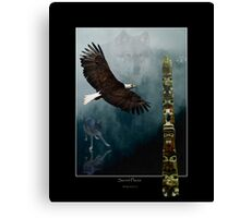 """Sacred Places"" Canvas Print"