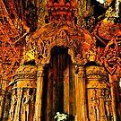 Restored throne by M-A-K