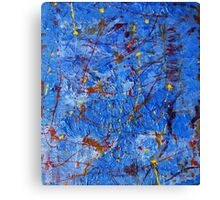Rusty Blue-Available As Art Prints-Mugs,Cases,Duvets,T Shirts,Stickers,etc Canvas Print