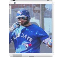 Kevin Pillar  Toronto Blue Jay iPad Case/Skin