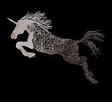 The unicorn by paula cattermole artinapuddle
