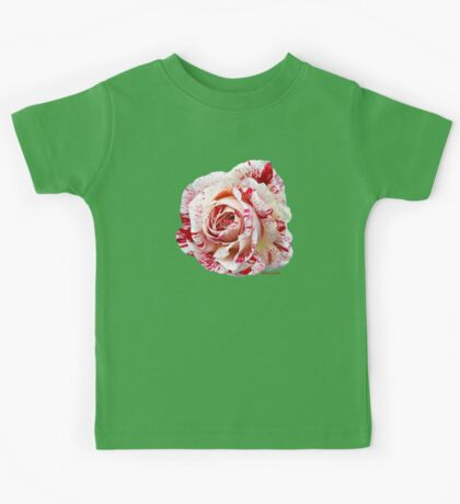 Peppermint Rose ~ Sweet and Spicy  Kids Tee