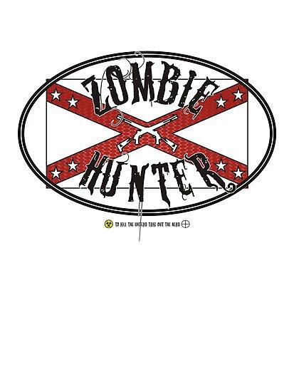 Zombie Hunter flag by puppaluppa