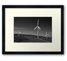 Blight or Benefit Framed Print